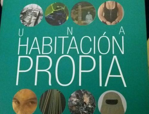 Carmen Chofre en Una Habitación Propia de la Sala Pescadería Vieja de Jerez