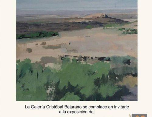 """Carmen Chofre expone """"Paisajes"""" en la Galería Cristóbal Bejarano"""