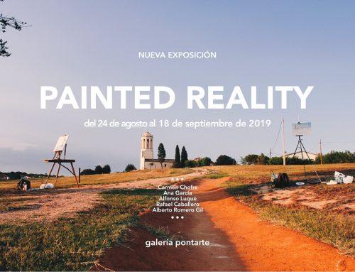 """Exposición colectiva """"Painted Reality"""" en la galería Pontarte en Maastricht"""